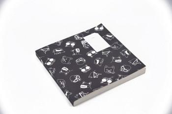 Facial Masks Sketch Book/Notebook   82-8810