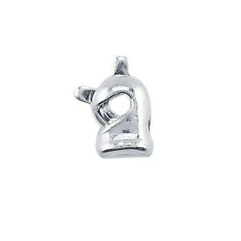Sterling Silver Pin Catch | Bulk Prc Avlb | Sold by Each | 630191