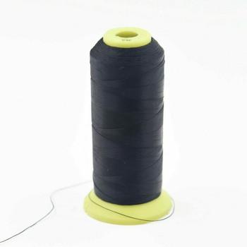 Nylon Cord | #3 (0.2mm) | Black | Sold by 1500m Spool | NL0301