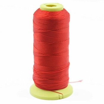 Nylon Cord | #9 (0.75mm)  | Bright Red | Sold by 450m Spool | NL0904