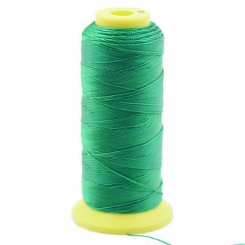 Nylon Cord | #9 (0.75mm) | Green | Sold by 450m Spool | NL0910