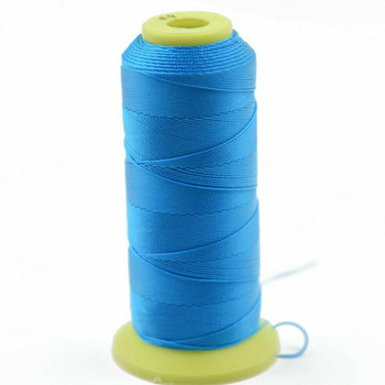 Nylon Cord 0.9mm | Azure Blue | Sold by Spool | NL0912