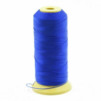 Nylon Cord | #3 (0.2mm) | Ultramarine Blue | Sold by 1500m Spool | NL0316