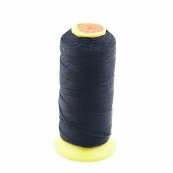 Nylon Cord | #15 (1.1 mm) | Black | Sold by 250m Spool | NL1501