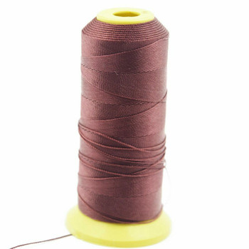 Nylon Cord 0.9mm | Brown | Sold by Foot | NL0919F