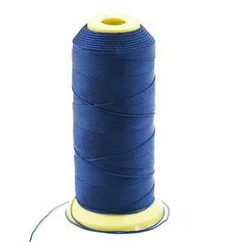 Nylon Cord | #9 (0.75mm) | Navy Blue | Sold by Foot | NL0914F