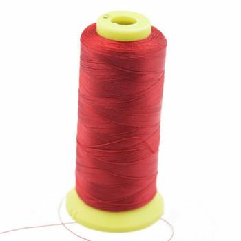 Nylon Cord | #3 (0.2mm) | Dark Red | Sold by Foot | NL0303F