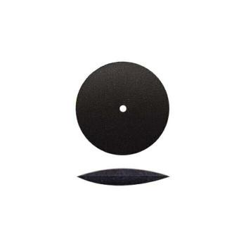 Silicone Knife-Edge Polishing Wheel | Black/Medium | POL-311.20 | Bulk Prcs Avlb