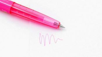 Pilot Erasable Pen | 0.38mm | Pink | 4902505446955