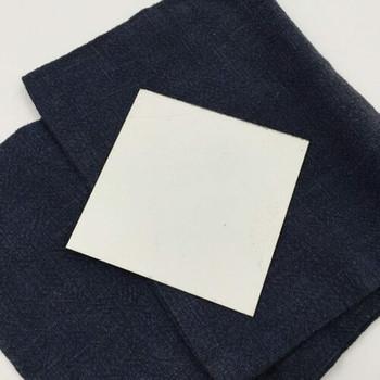 "Enameled Steel Plates 28 ga. 3"" square | ESP3"