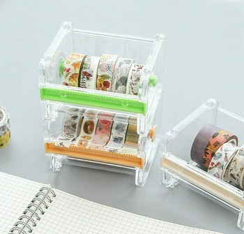Washi Tape Holder with Cutter | YPW081