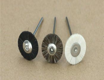 Bristle Micro Disc Brush, Mounted |Multi-option | XYDB
