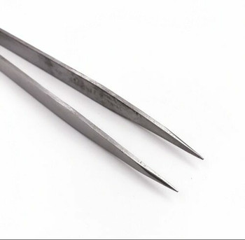Stainless Tweezers | Large 25cm | YSB03