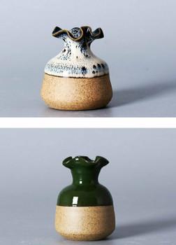 Ceramic Flower Jar | FKCF01