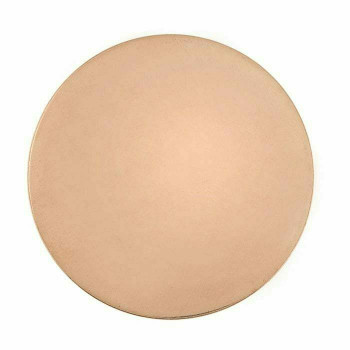 "18Ga Copper Disc | 2-1/2"" Round (63.5 mm) 