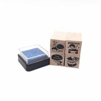 Vroom Deco Stamp 2 | 8809177956163