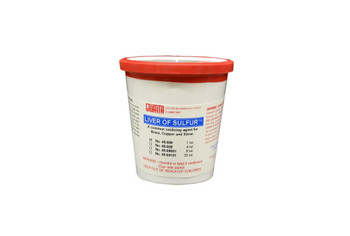 Griffith Liver Of Sulfur | 8 oz. | 45.69001