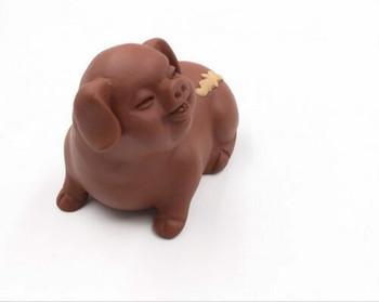 Yixing Tea Pet | Lucky Piggy | 88803