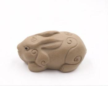 Yixing Tea Pet | Duan Clay Bunny | 88806