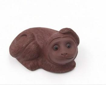 Yixing Tea Pet   Curious Monkey   88809