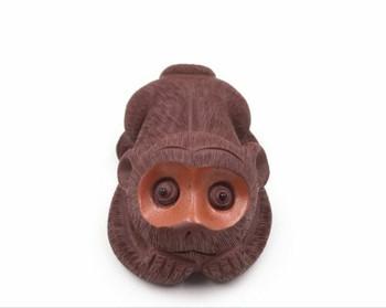 Yixing Tea Pet   Surprised Monkey   88810