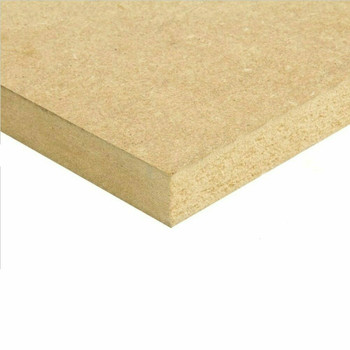 MDF for Hydro-Press Forming | 6 x 6.5 x 3/4"