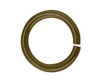 Jump Ring | Round | Bronze Finish 6mm | Sold By 25pc | LKBJB06