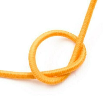 Elastic Cord |  Yellow | 1.5 mm dia. | Sold by Metre | CYM112