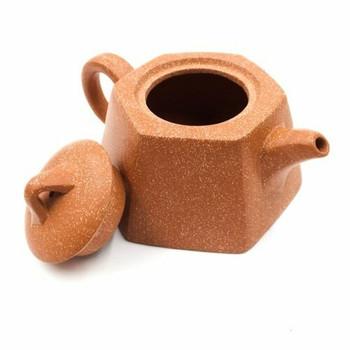 Yixing Ceramic Speckled Teapot | YXTP01