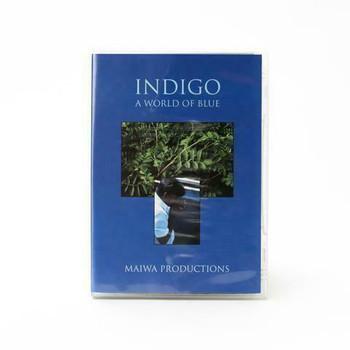 Indigo: A World of Blue DVD | Maiwa Productions | DVDM01