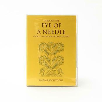 Through the Eye of the Needle DVD   Maiwa Productions   DVDM02