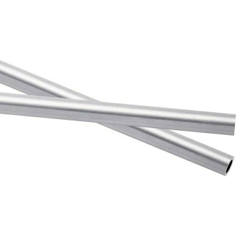 925 Sterling Silver Tubing OD 2.54mm, ID 1.93mm  Sold by cm  100953