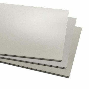 "6x12"" Nickel Alloy Sheet   24ga (0.51mm)   131124"