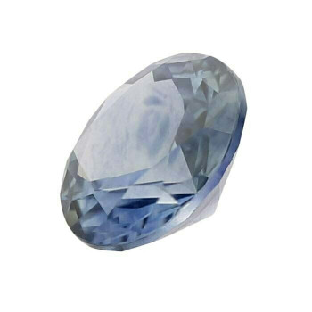 3mm Round Faceted Blue Sapphire | American Mined | 88419