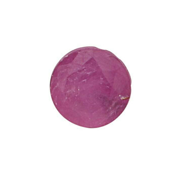 3mm Round Faceted Ruby | American Mined | 88457