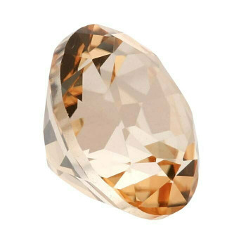 2mm Round Faceted Peach Topaz | Swarovski | 88443