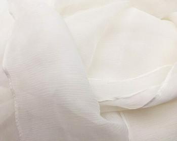 Undyed 100% Silk Scarf 135cm x 180cm | JZS04