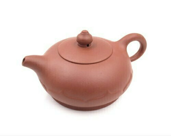 Ceramic Terracotta Petal Teapot | TWTP02