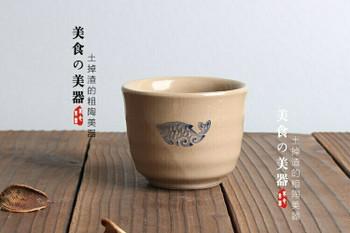 Fish Teacup | TDFC1