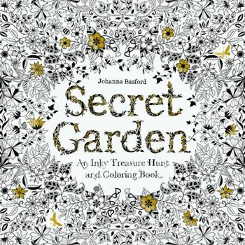 Secret Garden Colouring Book   SCG01
