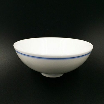 Blue Line Porcelain Teacup | TWC12