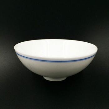Blue Line Porcelain Teacup | TWC12