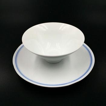 Small Porcelain Plate | TWA05