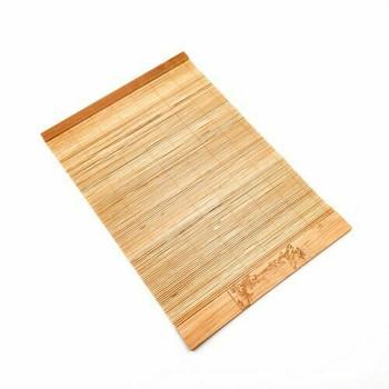 "Bamboo Tea Mat | 11 x 7.5"" | TWA09"