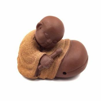 Sleeping Baby Tea Pet   88816