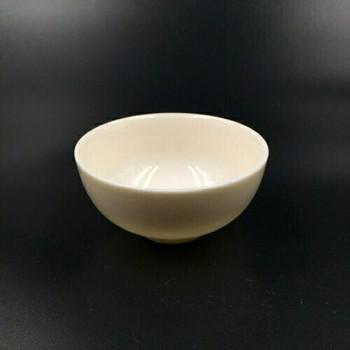 White Porcelain Teacup | TWC25