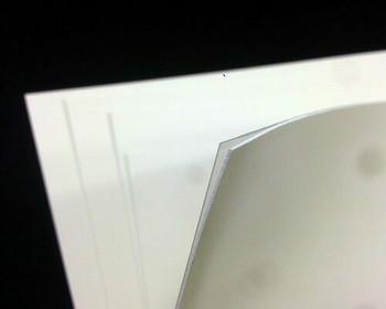 Keraflex Porcelain sheet A3 sheet | thickness: 1mm | Sold By 1 sheet | KERA010 |Bulk Prc Avlb