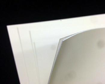 Keraflex Porcelain sheet A3 sheet | thickness: 0.5mm | Sold By 1 sheet | KERA005 |Bulk Prc Avlb