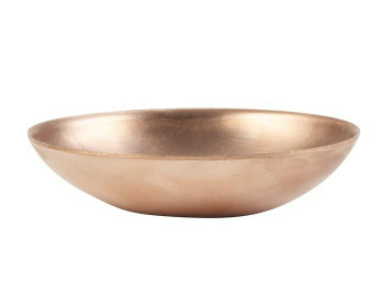 Copper Oval Tray for Enameling | Sold By each | 119920
