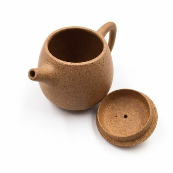 Yellow Speckle Yixing Teapot | TWTP15